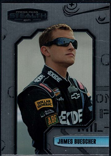 Racing Nascar 2011 Press Pass Stealth #58 James Buescher