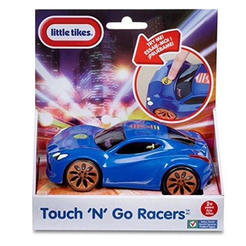 Go Racers (Little Tikes Touch n' Go Racers Blue Sportscar)