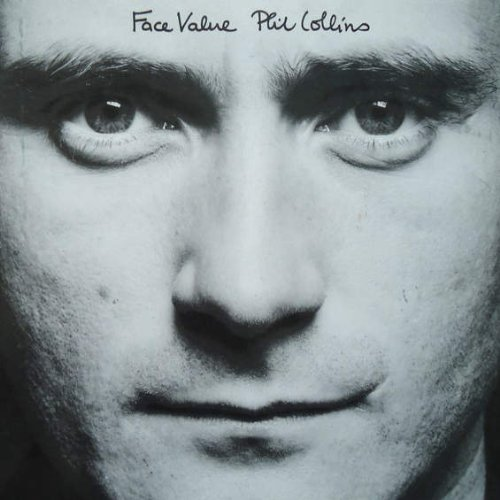 Value Vinyl (Phil Collins - Face Value - Atlantic - WEA 99 143)