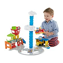 Fisher-Price Little People Spinning' Sounds Airport Baby Toy