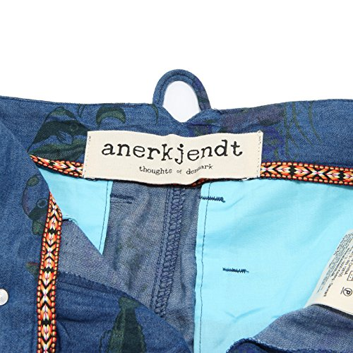 Pantaloni 67919 Thoughts Denmark Anerkjendt Shorts Corti Of Uomo Trouser Bermuda Blu qX7w6d6