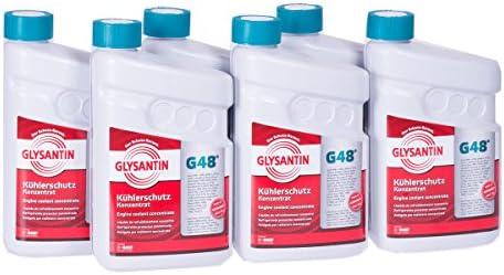 Glysantin G48 antivries antivries antivries antivries antivries koelmiddel concentraat koelmiddel antivries antivries antivries antivries middel kleur blauwgroen