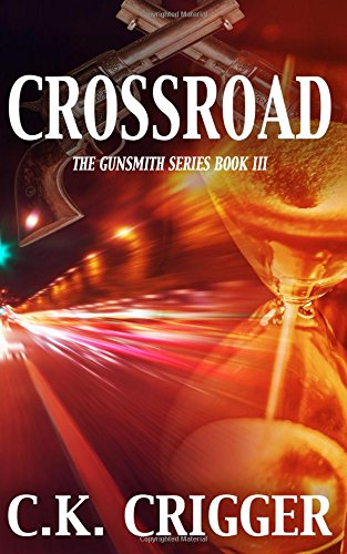 book cover of Crossroad