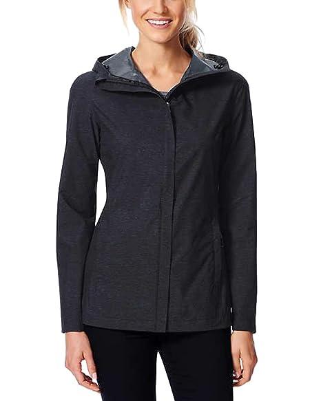 d764081c6b884 Amazon.com  32 DEGREES Women s Rain Jacket Coat Weatherproof  Clothing