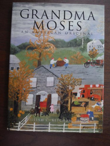 Moses Grandma Paintings - Grandma Moses: An American Original (American Art)