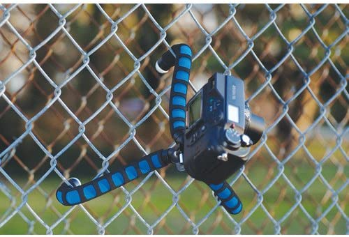 6 Pack Magnus Maxigrip Flexible Tripod Blue