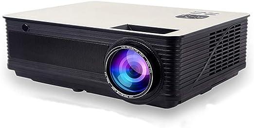 Liuwubing Proyector para el hogar pequeña Oficina HD 1080P ...