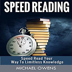 Speed Reading Audiobook