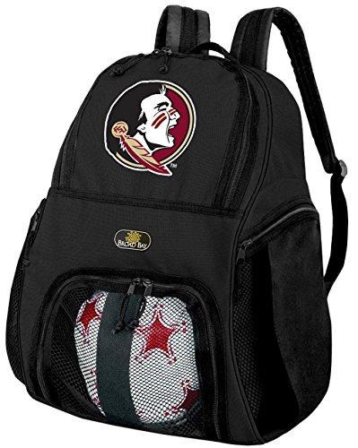 フロリダ州状態大学サッカーバックパックまたはFSUバレーボールバッグ