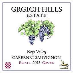 2013 Grgich Hills Estate Napa Valley Cabernet Sauvignon 750 mL Wine