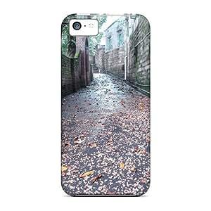 Iphone 5c Case Cover Skin : Premium High Quality After Rain Case