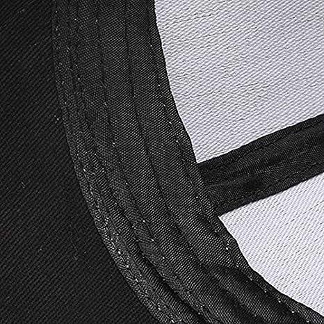 Azunx Casco de seguridad transparente antivaho con m/áscara para hombre y mujer negro