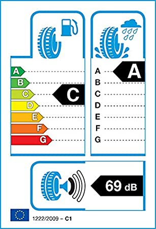 C//A//69 Goodyear Eagle F1 Asymmetric 3-235//45//R18 98Y Pneu Toutes Saisons