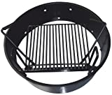 Yard Tuff YTF-36FRG 36-inch Fire Ring with Grate