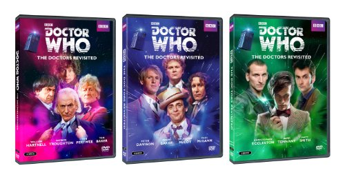 Doctor Who: Doctors Revisited Set (3pack/Giftset/DVD) (Set Doctor Who Box)
