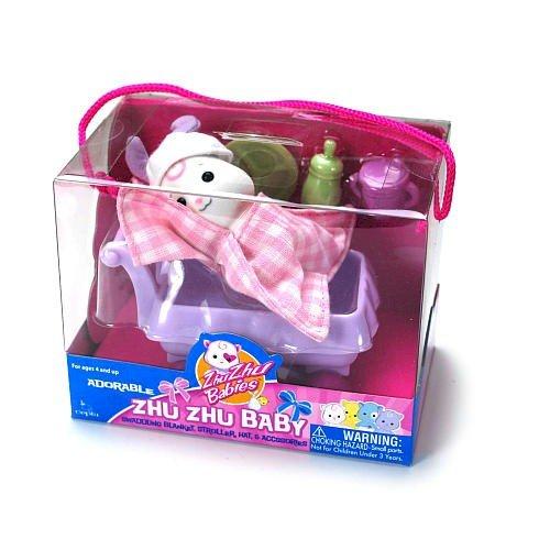 Zhu Zhu Babies Tiddlypop