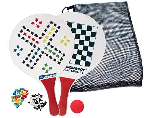 Schildkröt Funsports Beachball Set Spiele in Tasche, 970108