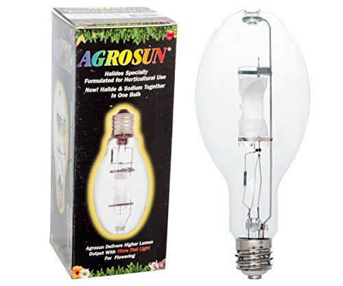 Agrosun Gold MH Horizontal H/O - 400W (Halide Bulb Agrosun)