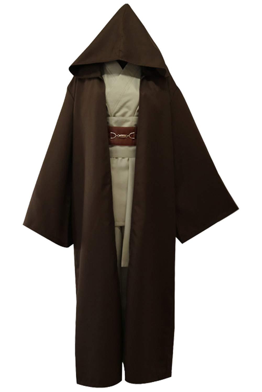 MingoTor Schwarzer Krieger Outfit Cosplay Kostüm Braun XXL B07KK84JVJ Kostüme für Erwachsene Neu     | Sale Deutschland