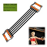 Best Chest Expanders - Ueasy Adjustable Chest Expander Resistance Exercise System Bands Review