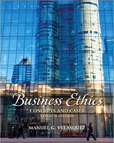 Amazon business ethics concepts and cases 7th edition amazon business ethics concepts and cases 7th edition 9780205017669 manuel g velasquez books fandeluxe Image collections