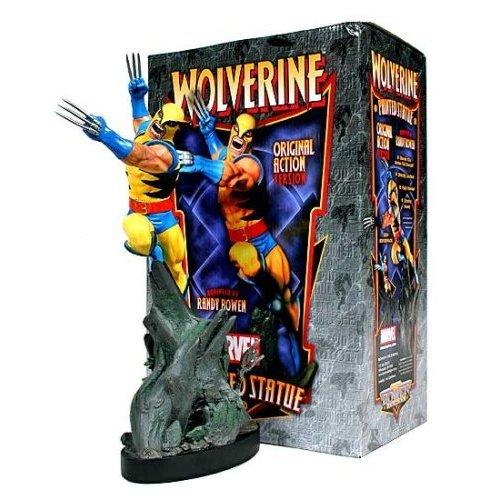 Wolverine Original Costume Action Statue by Bowen Designs!