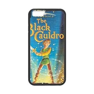 iPhone 6 Plus 5.5 Inch Cell Phone Case Covers Black Black Cauldron, The L4035292