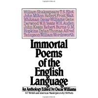 IMMORTAL POEMS OF THE ENGLISH