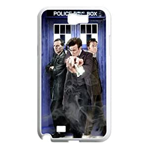 Samsung Galaxy N2 7100 Cell Phone Case White Doctor Who Phone cover W9301028