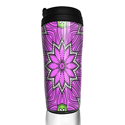 - coffee cups set of Seamless art deco floral pattern with modern style ornament on color background For wallpaper cover book fabric scrapbooks 12 oz,coffee cup planter for plants