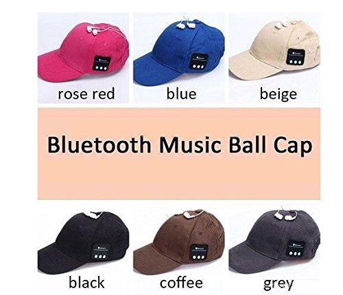 Wireless Bluetooth Music Baseball Smart Headset Cap. Compatible With all Smart Phone Like iPhone/Â Samsung/ LG/ Blackberry/Â Sony Ericsson/Â Â HTC/ Nokia/Â Motorola/ Nextel/Â Sharp/ Palm/ And More.