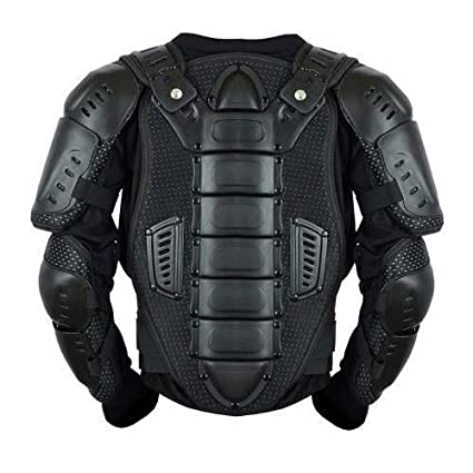 Year 6 Kids Motorbike Body Armours Motorcycle Gear Armors Motorcross Bikes Guard CE Approved Child Protection Jacket