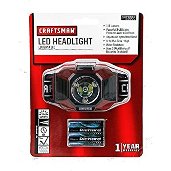 Amazon Com Craftsman Cmxlhb5 Hands Free Rechargeable 500