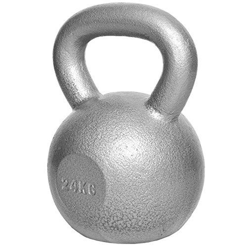 Gorilla Sports Kettlebell Gusseisen, 8 kg, 10000338;2