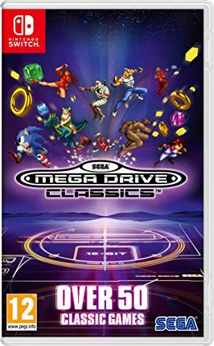 (SEGA Mega Drive Classics (Nintendo Switch))