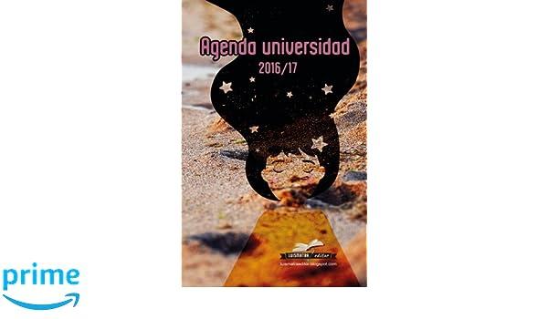 Agenda universidad 2016/17: interior blanco y negro (Spanish ...