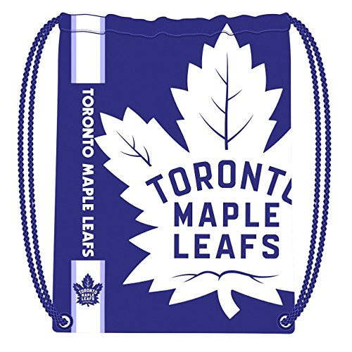 Forever Collectibles Toronto Maple Leafs Cropped Logo NHL Turnbeutel