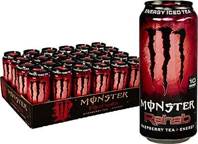 Monster Rehab, 15.5 Ounce (Pack of 24)