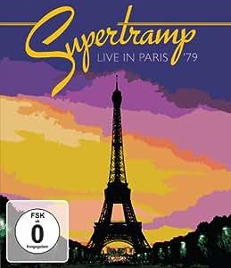 Supertramp - Live in Paris '79 [Alemania] [Blu-ray]