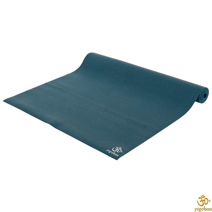 Yogabox Estera de Yoga Superlight Viaje Mat, Naranja: Amazon ...