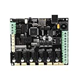 Zamtac 3D Printer Parts Controller Board Megatronics V3 Open-Source Firmware Version Integrates Marin AD597 for 3D DIY Motherboard Part - (Size: Without AD597)