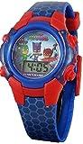 PJ Masks Little Boy's Digital Blue Light up Watch