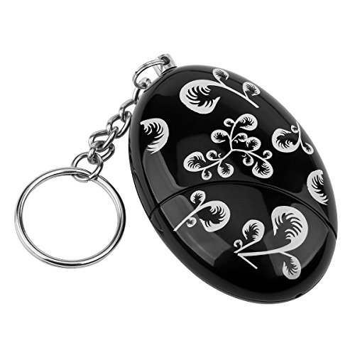 Emergency Personal Alarm Keychain, KOLIER 130dB Portable Self Defense SOS Security Alarm for Women / Kids / Elderly Protection