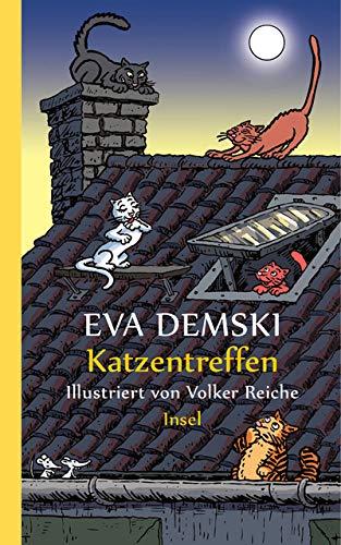 Katzentreffen (insel taschenbuch)