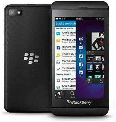 BlackBerry Z10 3G - Smartphone Libre (Pantalla táctil de 4,2 ...