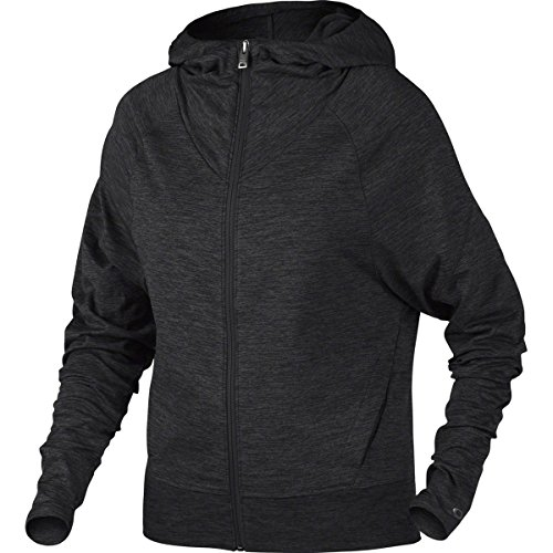 Oakley Women's Restore Hoody,Large,Jet Black