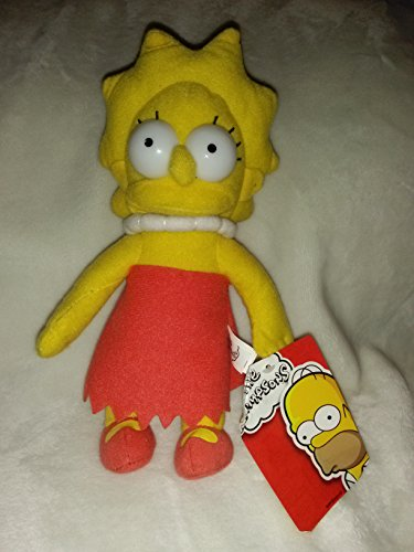 The Simpsons Lisa from Plush Toy 9.75
