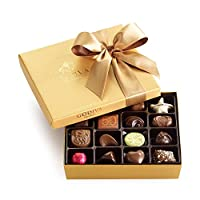 Godiva Chocolatier Classic Gold Ballotin, 19 Count