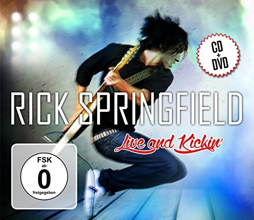 Rick Springfield - Live and Kickin - (ZYX 45095 - 2) - CD - FLAC - 2016 - WRE Download