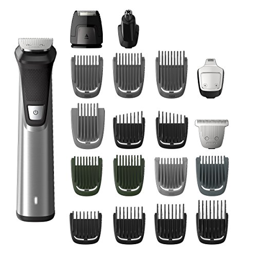 Used, Philips Multigroom Series 7000 Cordless Wet & Dry with for sale  Delivered anywhere in Canada